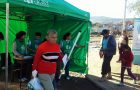 Agencia humanitaria responde a inundaciones en Argentina