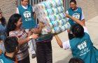 Agencia ayuda a más de 47 000 personas afectadas por inundaciones