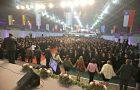 Más de 200 jóvenes participaron de la primera graduación del año
