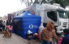 Unidad Móvil de Salud brindó asistencia a los evacuados de Concordia