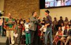 Más de cien jóvenes se capacitan para ayudar como voluntarios