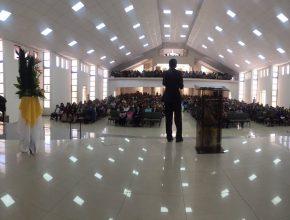 Seminario por el Pr. Alacy Barbosa - encuentro de matrimonios