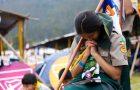 Camporí en Abancay reúne a cientos de adolescentes