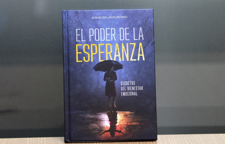 Libro ofrece ideas prácticas para enfrentar problemas de salud mental