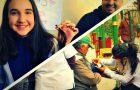 Solidaridad de jóvenes traspasa las aulas en Argentina