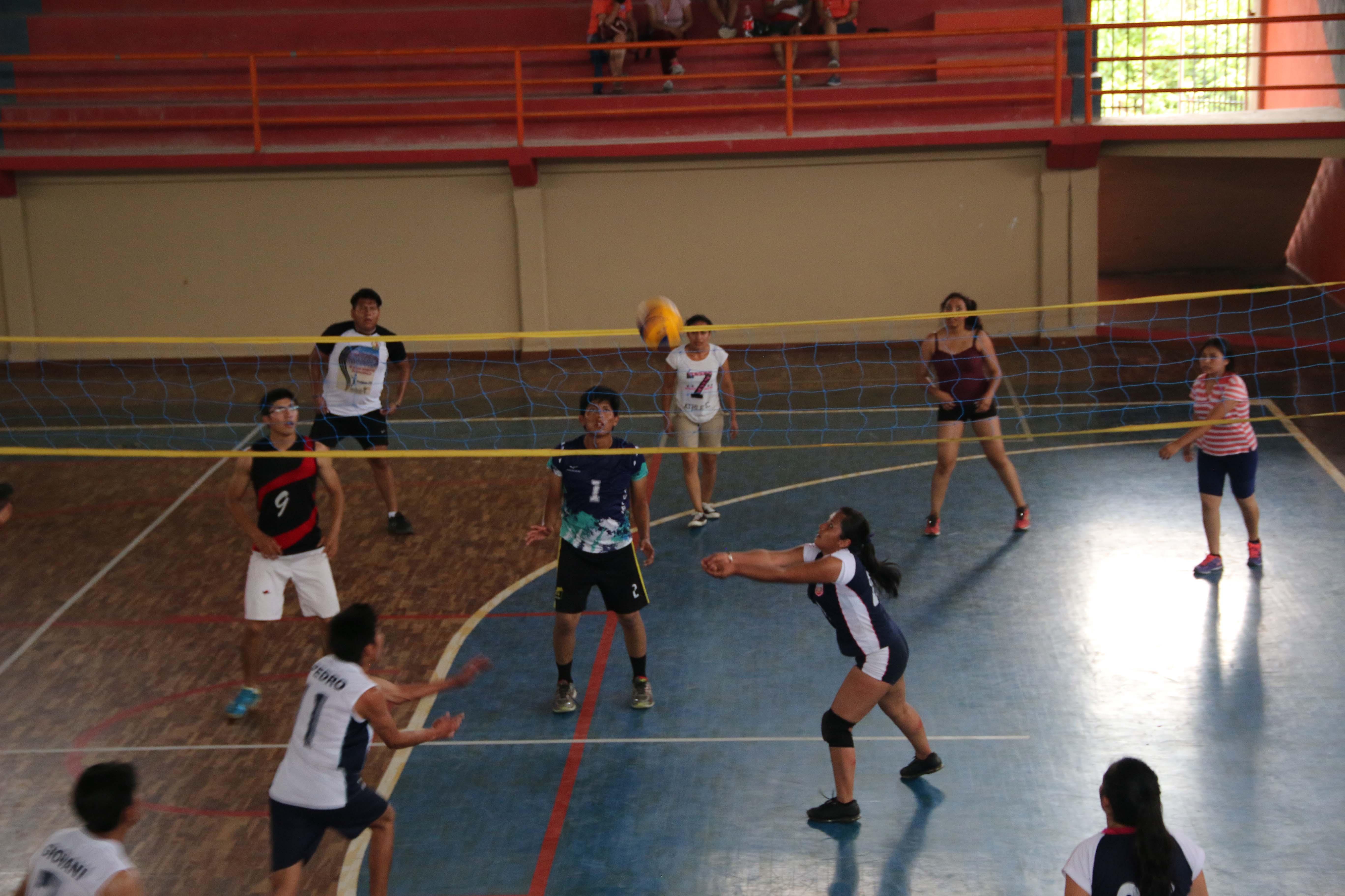 Deportes en el II Congreso Nacional de Universitarios UB
