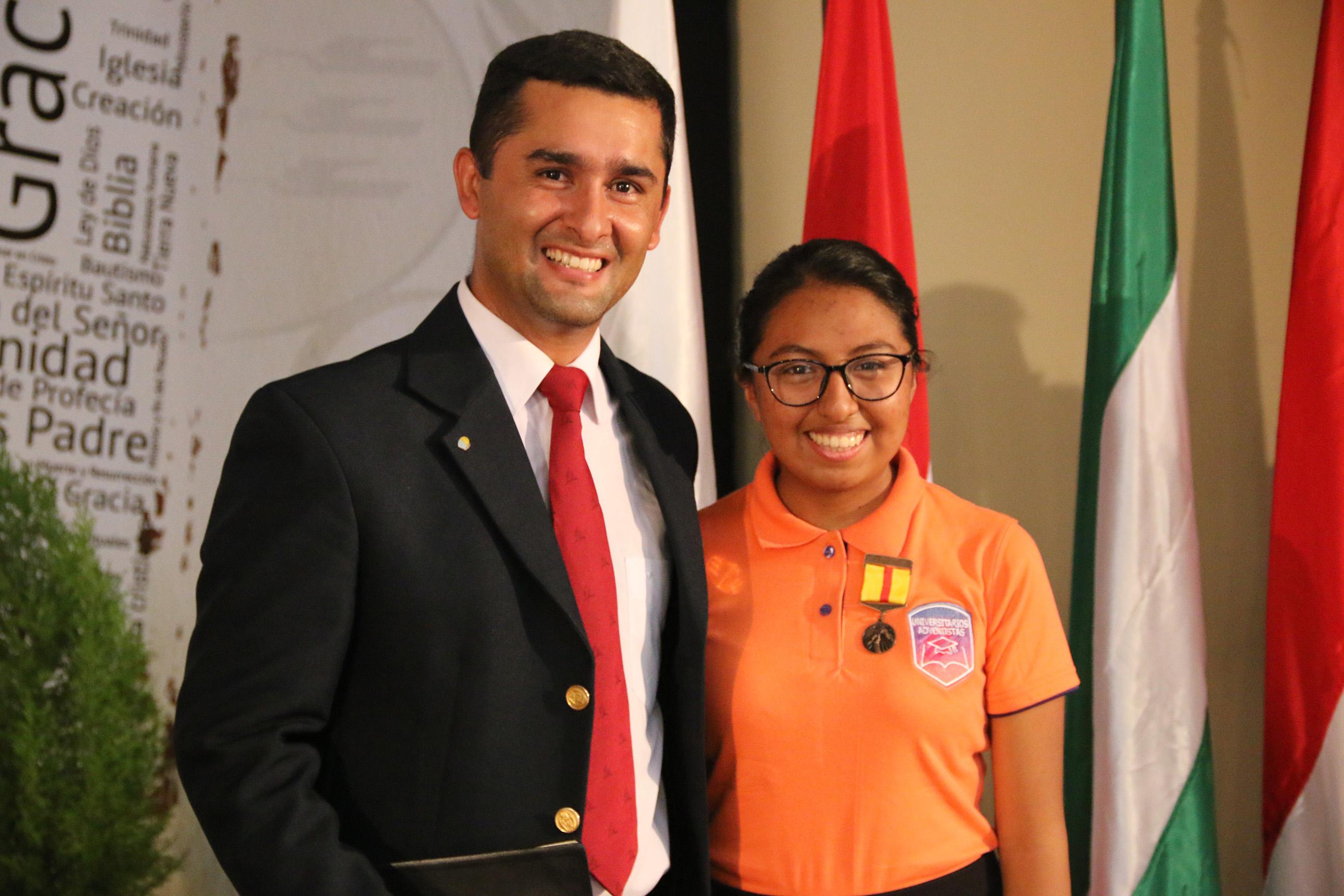 Investidura del Ministerio Joven en el II Congreso Nacional de Universitarios UB