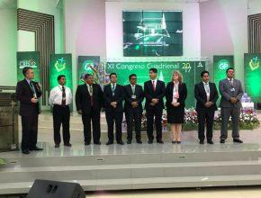 Nuevos líderes de la Iglesia en la Región del Oriente - Gestión 2018 - 2021