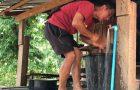 Aldeanos en Myanmar se oponían a los cristianos y recibieron agua de los adventistas