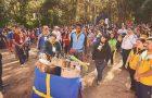 1.000 Conquistadores se reúnen para el X Camporí en Santiago