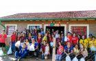 La juventud adventista celebra su día realizando acciones solidarias