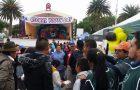 Día del Joven Adventista trajo salud y vida a Riobamba, Ecuador