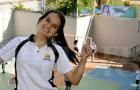 Alumna de escuela adventista es elegida como embajadora en Estados Unidos