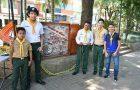 """Ecuador invitó a ser """"Conquistador por un día"""" a decenas de jóvenes"""