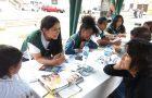 Equipo de Un Año en Misión en Ecuador realiza feria de salud