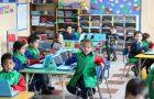 Inauguración de infraestructura y equipamiento escolar