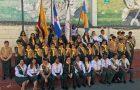 """Colegio Adventista """"Cuidad de Quito"""" realiza investiduras de conquistadores"""