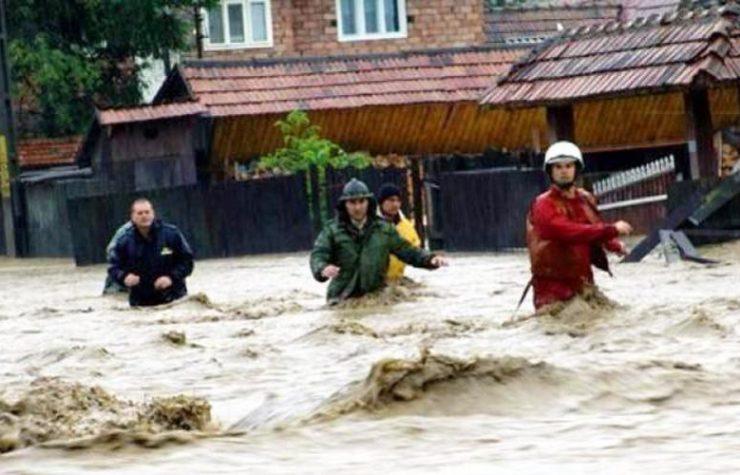 """Proyecto """"Esperanza por encima del agua"""" ayuda a víctimas por inundación en Rumania"""