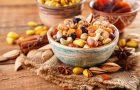 Estudio dice que la proteína de frutos secos y semillas es buena para el corazón