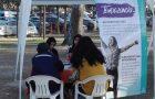 Más de 200 personas visitaron la feria de salud en Termas de Río Hondo