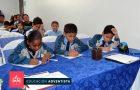 Estudiantes adventistas demostraron buen desempeño en certamen de ortografía