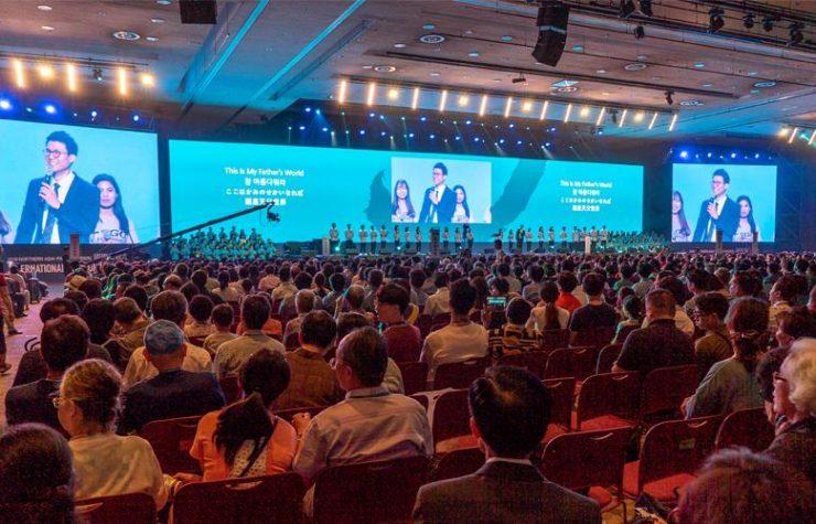 En Corea, 4.000 misioneros son desafiados a avanzar