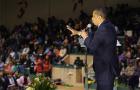 Miles de personas acompañan caravana misionera en el sur del Perú
