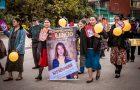 Marcha en contra de la violencia en Santa Cruz