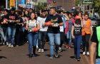 Miles de personas salen a la calle en Argentina para concientizar sobre el suicidio