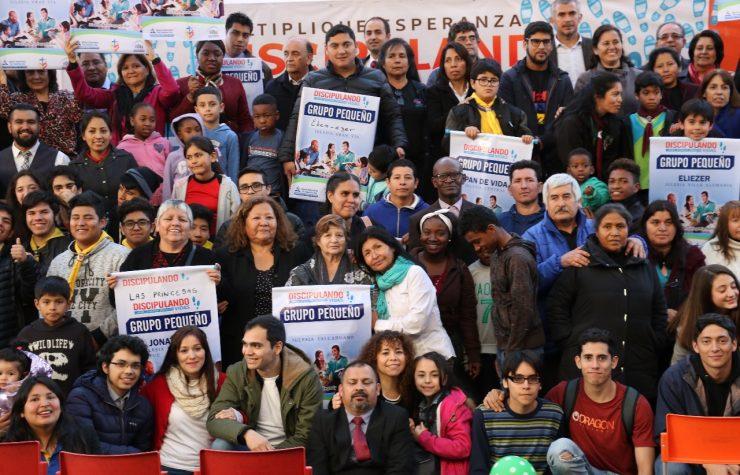Multiplicación de grupos pequeños en Antofagasta