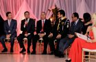 Ministerio de la Mujer realizó cena de gala para promover fondo de becas universitarias