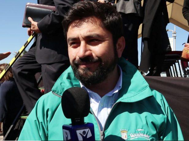 Henry Campos Coa, Alcalde de Talcahuano