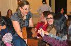 Proyecto evangelistico involucra a madres en la oración