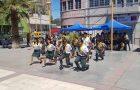 Clubes de Conquistadores de Calama realizan presentación a la comunidad
