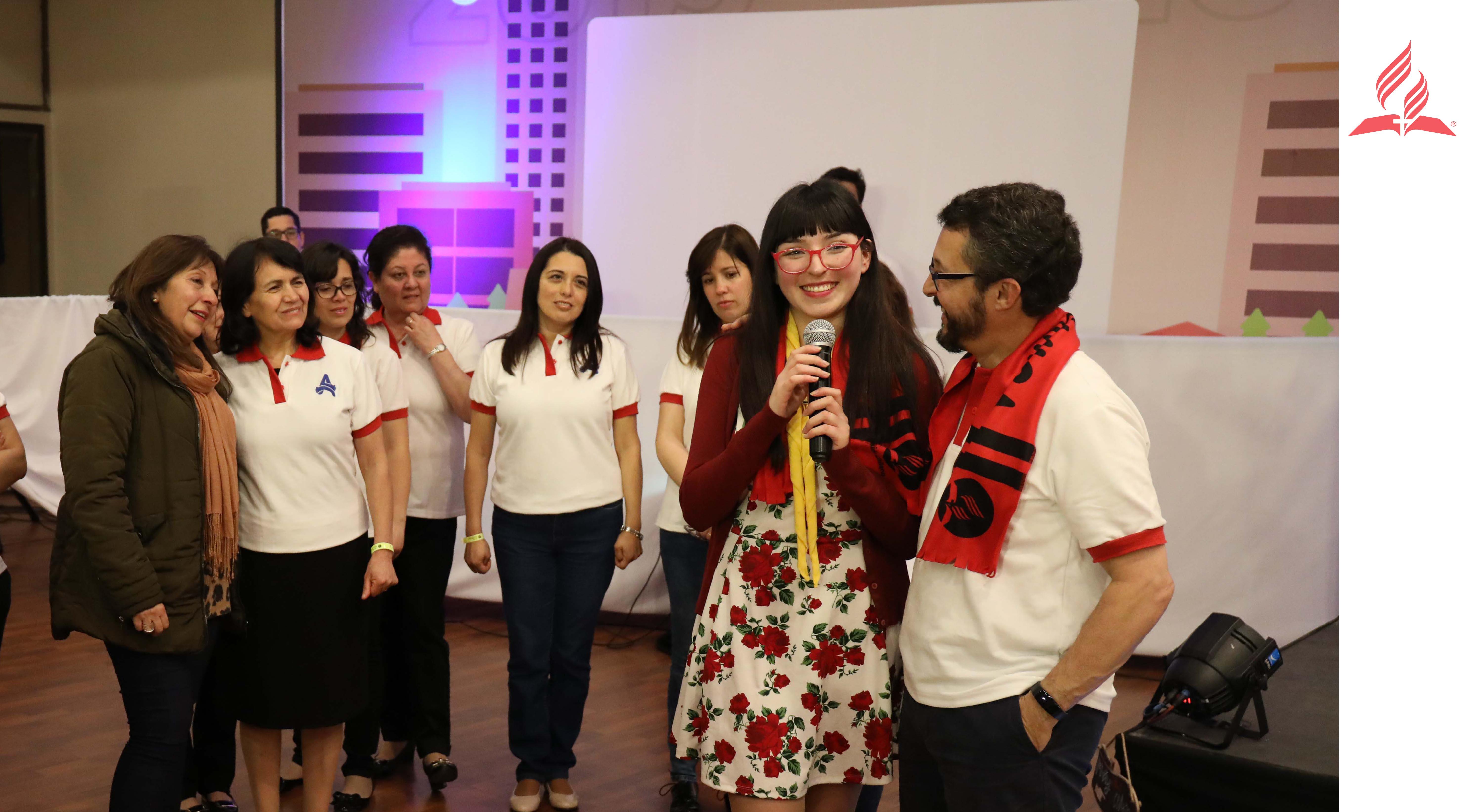 Medios de comunicación chilenos destacan exitosa campaña de maestros adventistas  Noticias