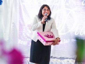 Elizabeth Monarde Departamental del Ministerio del Niño y Adolescente