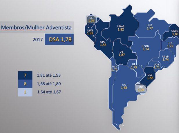 Líder comparte el perfil de los adventistas sudamericanos  Noticias