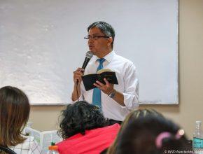 Pr. Eduardo Astudillo Secretario Ejecutivo Asociación Norte de Chile