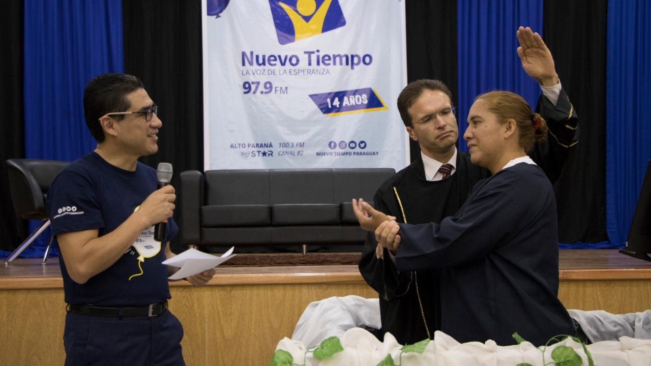 Radio Nuevo Tiempo Paraguay celebró 14 años compartiendo esperanza