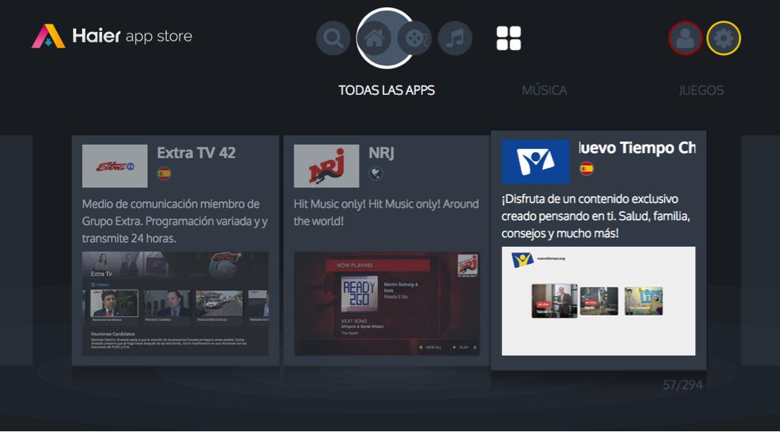 New Time llega a los televisores inteligentes a través de una aplicación mundial  Noticias