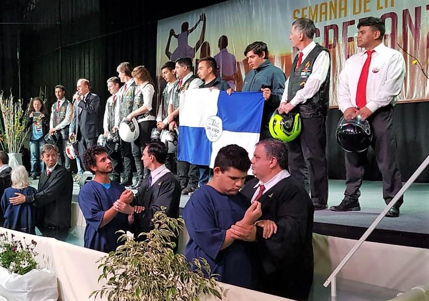 Evangelismo OYIM Buenos Aires