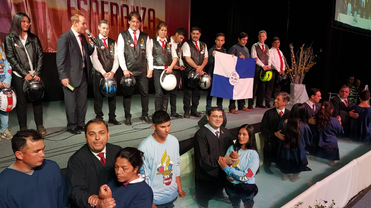 Evangelismo AMM Buenos Aires