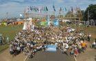 Más de cuatro mil conquistadores de Argentina participaron del camporí sudamericano