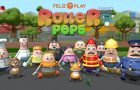 Nueva animación infantil Roller Peps muestra valores, como la ciudadanía