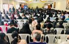 600 líderes comprometidos con el crecimiento espiritual y humano de la iglesia
