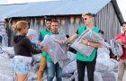 ADRA ayuda a comunidad indígena que abriga a refugiados venezolanos