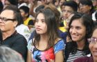 Miles de personas reavivaron la llama de la fe en Perú