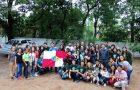 Jóvenes adventistas impactan Paraguay con acciones solidarias