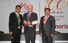 Universidad Peruana Unión celebra 100 años con campaña de lectura