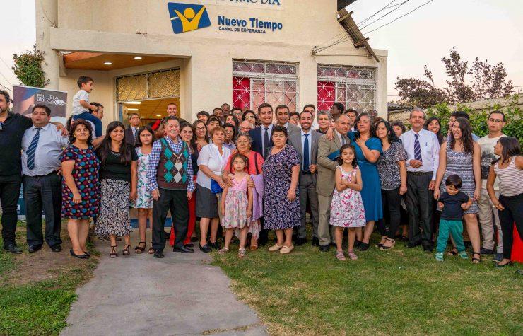 Nuevo Tiempo inaugura más iglesias anfitrionas para atender a la audiencia